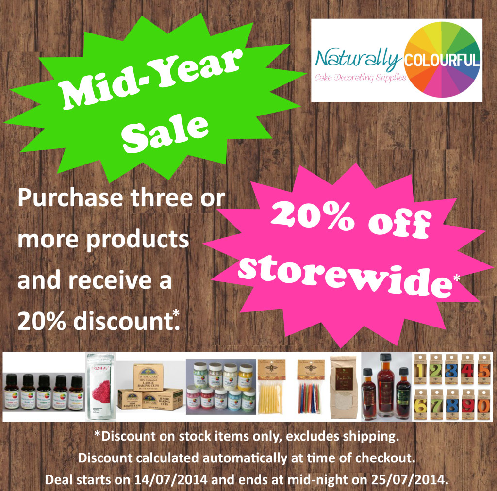 2014 Mid-Year Sale