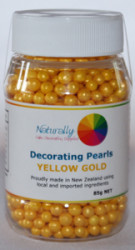 Pearls Yellow Gold 85g