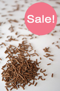 Chocolate Sprinkles Sale